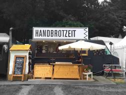 Handbrot Foodtruck Leipzig
