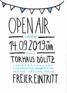 Teaser Open Air, Torhaus Dölitz 14.9.2019